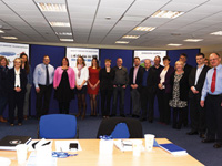 Thank you to Andy Auker-Howlett for hosting the User Group meeting on 5th March 2015