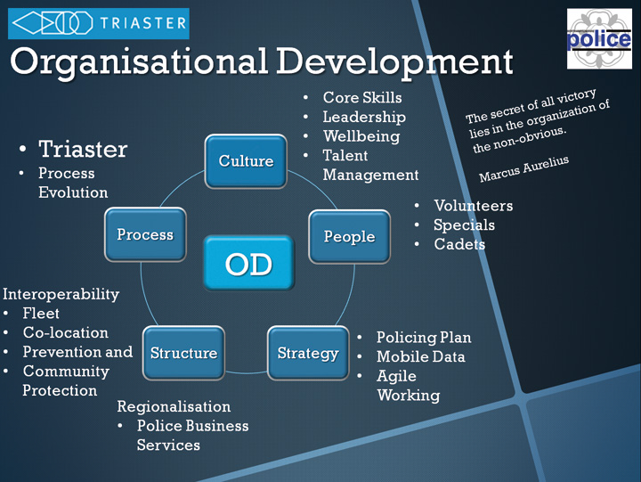 organisational change development and transformation 22 change, transformation and organisational development 221 change and  transformation change is phrased quite effectively by kanter et al (1992) as.