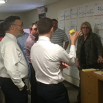 Process Mapping with National Oilwell Varco, Ohio, USA