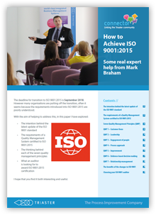 An expert guide to achieving ISO 9001:2015