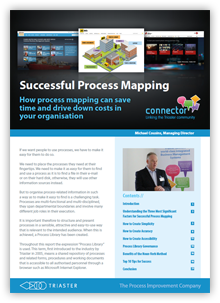 How process mapping can save time and drive down costs in your organisation