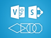 Microsoft Visio and SharePoint vs the Triaster Platform